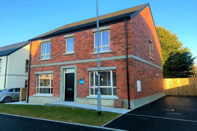 Thumbnail Detached house for sale in Spinners Gate, Balloo, Killinchy, Newtownards