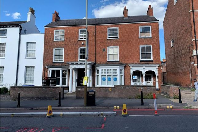 Thumbnail Land for sale in 82 And 82B London Road, Leicester, Leicestershire