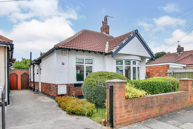 Thumbnail Detached bungalow for sale in Glentower Grove, Seaton Carew, Hartlepool
