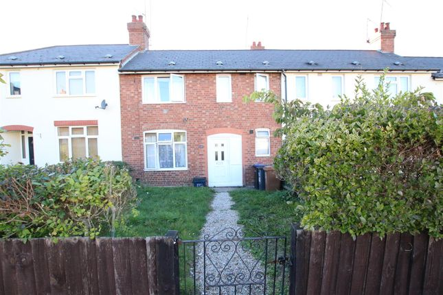 4 bed terraced house to rent in Rockingham Road, Far Cotton, Northampton NN4