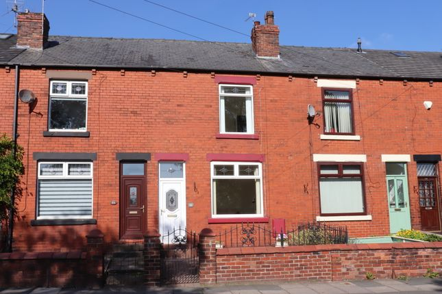 Terraced house in  Hindley Road  Westhoughton  Bolton  Manchester