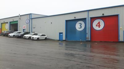 Thumbnail Light industrial to let in Unit 3 Enterprise Court, Prince Street, Off Tong Street, Bradford, West Yorkshire