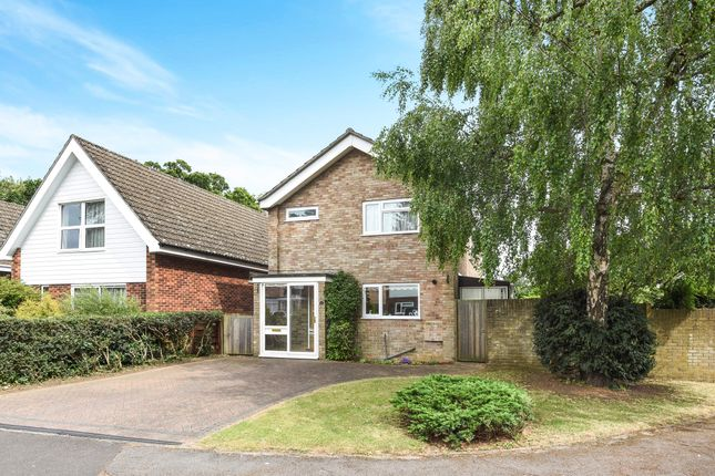 Thumbnail Detached house for sale in Sutherlands, Wash Common