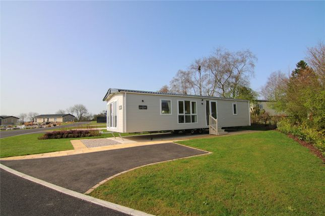 Thumbnail Mobile/park home for sale in Langdale, Ribble Valley, Country & Leisure Park, Paythorne, Gisburn