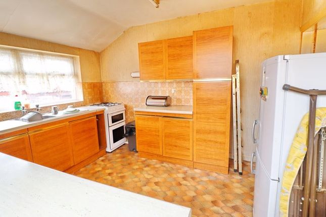 Kitchen of Barton Lane, Eccles, Manchester M30