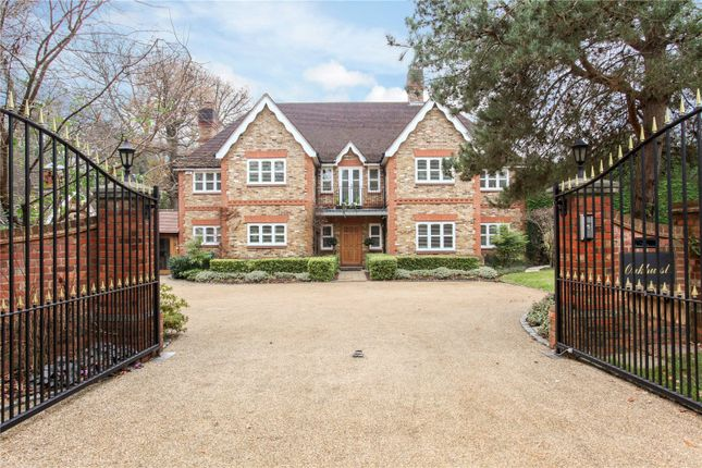 Thumbnail Detached house for sale in Kelsall Place, South Ascot, Berkshire