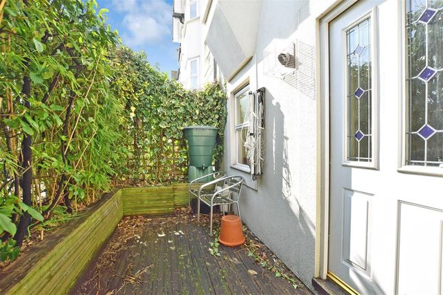 Rear Garden of Southdown Mews, Brighton, East Sussex BN2