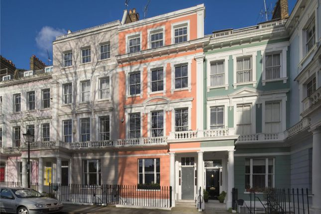 Thumbnail Terraced house for sale in Chalcot Square, London