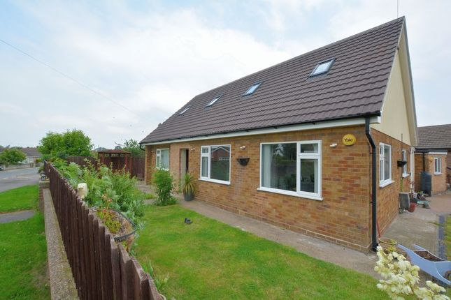 Thumbnail Detached bungalow for sale in Abbey Road, Bardney, Lincoln