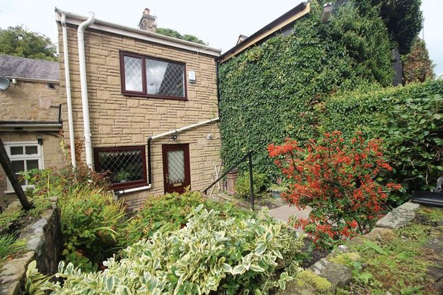 Thumbnail Terraced house to rent in Park Terrace, Glossop