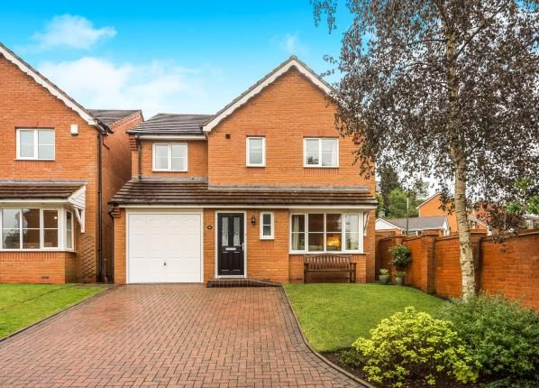Thumbnail Detached house for sale in Lowe Drive, Kingswinford, West Midlands