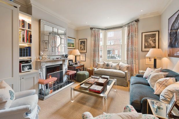 Thumbnail Property to rent in Brynmaer Road, London