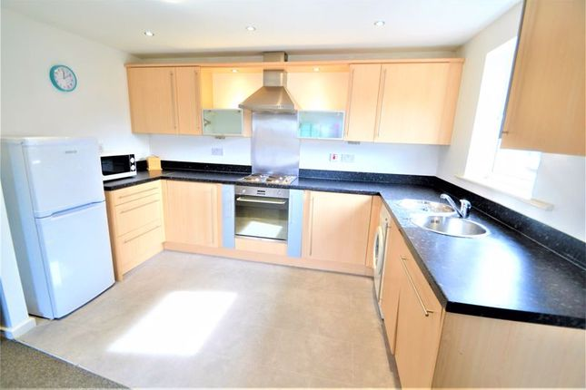 Thumbnail Flat to rent in Walker House, Elmira Way, Salford