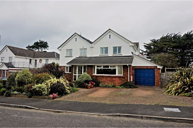 Thumbnail Detached house for sale in William Edwards Close, Bude