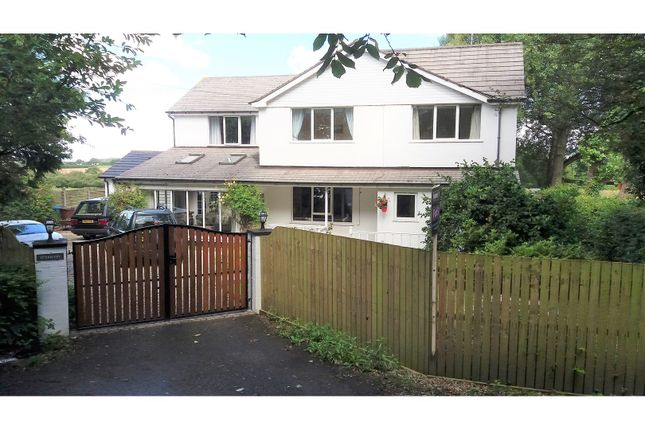 Thumbnail Detached house for sale in Mill Lane, Wrea Green, Preston