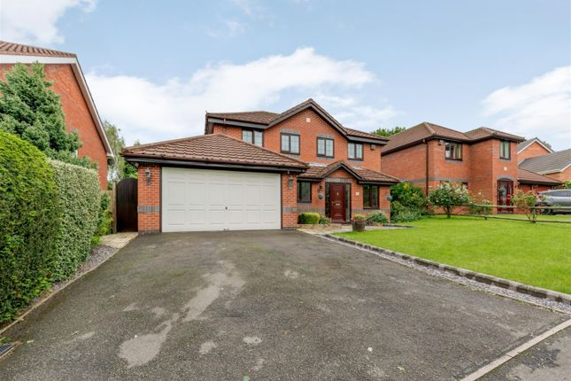 Thumbnail Detached house for sale in Glascote Lane, Tamworth