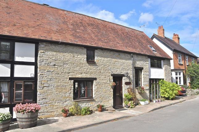 Thumbnail Terraced house for sale in West End, Cleeve Prior, Evesham