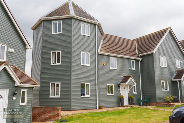 Thumbnail Semi-detached house to rent in Vastern, Royal Wootton Bassett, Swindon