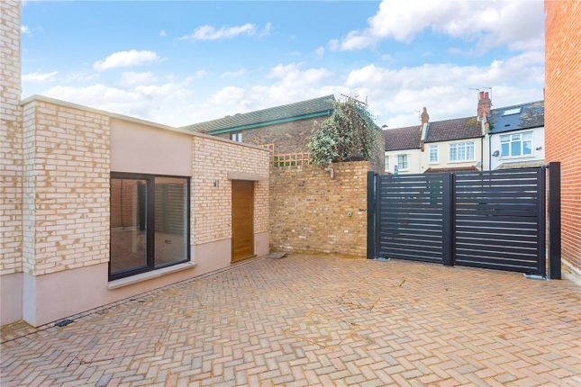 Thumbnail End terrace house for sale in Willow Vale, London