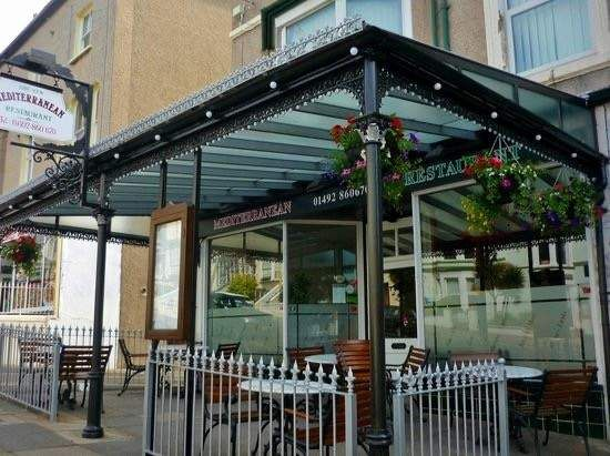Thumbnail Restaurant/cafe for sale in Mostyn Street, Llandudno