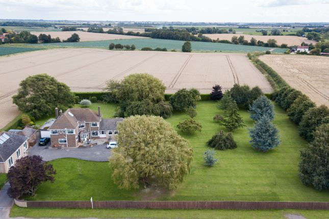 Thumbnail Detached house for sale in Station Road, Sutterton, Boston, Lincs