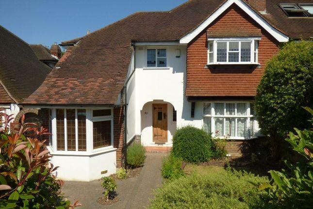 Thumbnail Semi-detached house for sale in Park Road, Twickenham