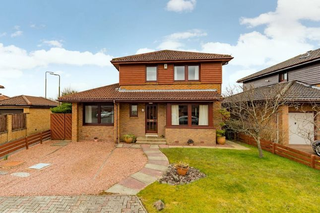 Thumbnail Detached house for sale in 14 Bankton Way, Livingston