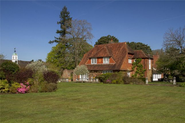 Thumbnail Detached house for sale in Thursley, Godalming, Surrey