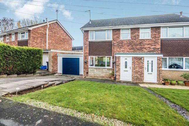 Thumbnail Semi-detached house for sale in Verity Walk, Wordsley, Stourbridge