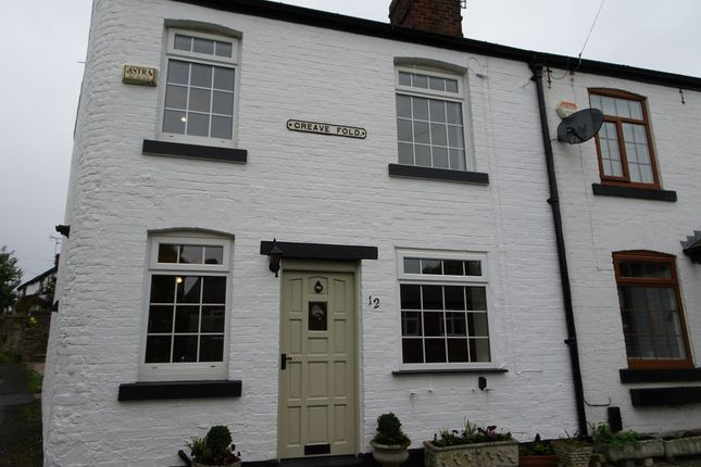 Thumbnail Cottage to rent in Greave Fold, Stockport, Cheshire