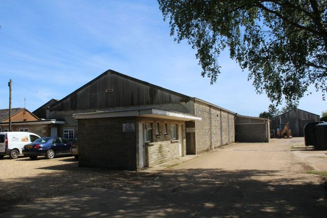 Thumbnail Commercial property for sale in Macketts Lane, Hale Common, Newport