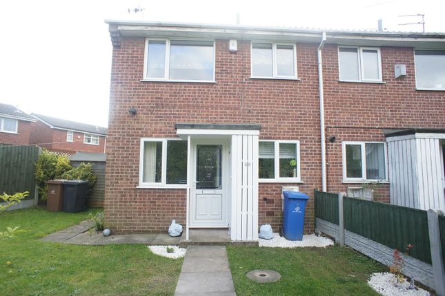 Thumbnail Town house to rent in Mondello Drive, Alvaston, Derby