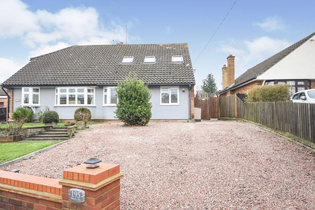 4 bed semi-detached bungalow for sale in Beehive Lane, Great Baddow, Chelmsford CM2