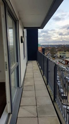 Balcony of Great Whip Street, Ipswich IP2