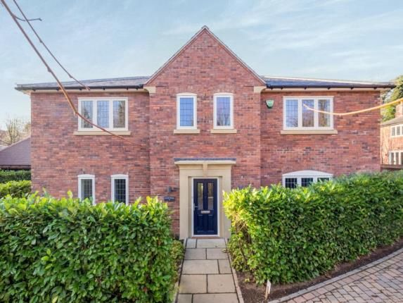Detached house for sale in The Limes, Derby Road, Bramcote