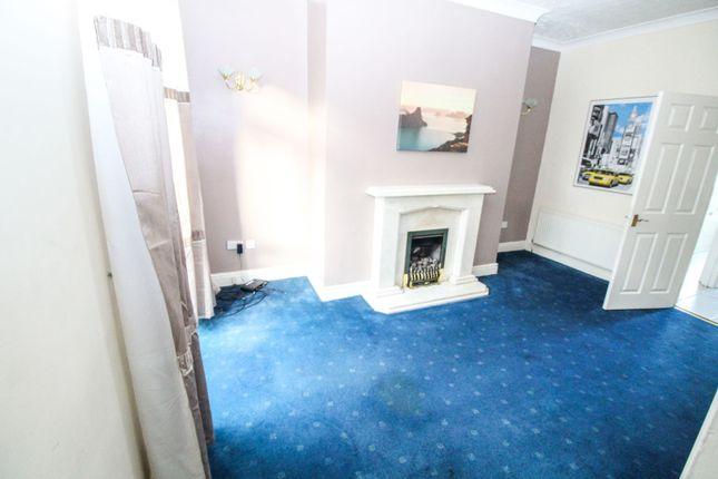 Lounge of Ravenside Terrace, Newcastle Upon Tyne NE17