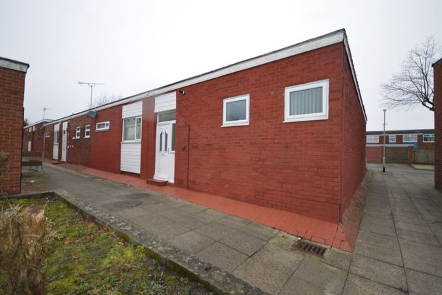 Thumbnail Bungalow for sale in Tanfields, Skelmersdale