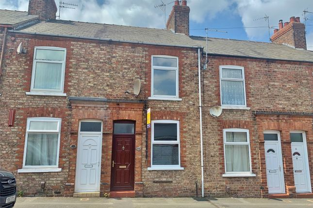 Thumbnail Terraced house for sale in Lamel Street, Hull Road, York
