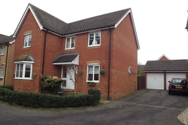 4 bed detached house for sale in Brook Farm Road, Saxmundham