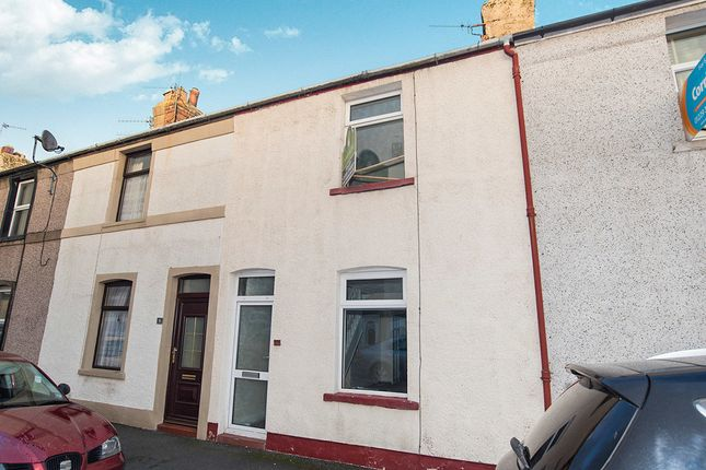 Thumbnail Terraced house to rent in Surrey Street, Millom