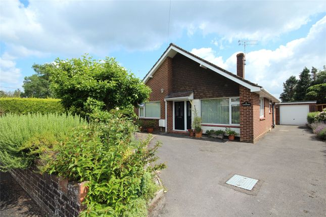 Thumbnail Bungalow for sale in Meadow Way, Ringwood
