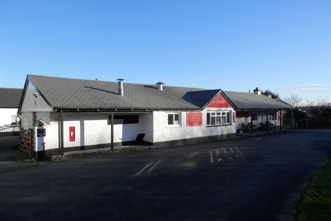 Commercial property for sale in Launcells, Bude