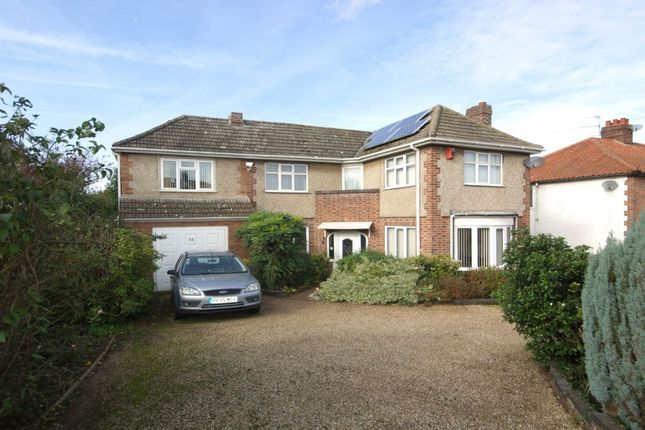Thumbnail Detached house for sale in Heartsease Lane, Norwich