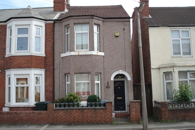 Thumbnail 1 bed flat to rent in Kingsway, Stoke