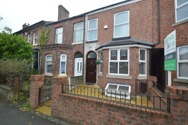 Terraced house for sale in Bury Old Road, Prestwich, Manchester