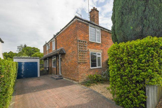 Thumbnail Semi-detached house for sale in Ringwood Road, Farnborough