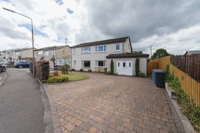 Thumbnail Detached house for sale in Langton View, East Calder