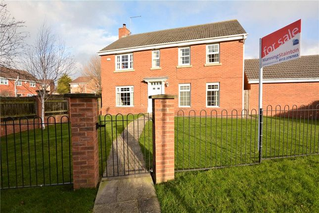 Thumbnail Detached house for sale in Swallow Close, Armley, Leeds, West Yorkshire