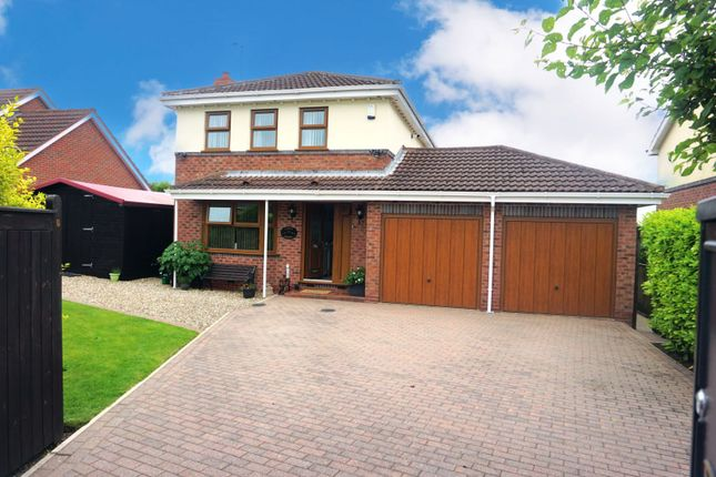Thumbnail Detached house for sale in Bempton Lane, Bridlington East Yorkshire