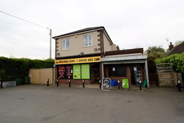 Thumbnail Property for sale in Tj's Covenience Store, Glan-Llyn Road, Bradley, Wrexham